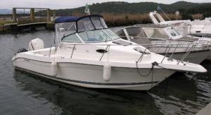 barca ormeggio