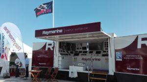 raymarine van