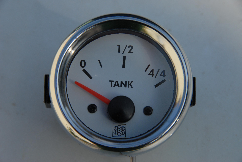 indicatore di livello carburante