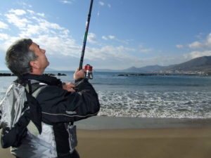 come pescare i saraghi in surf casting