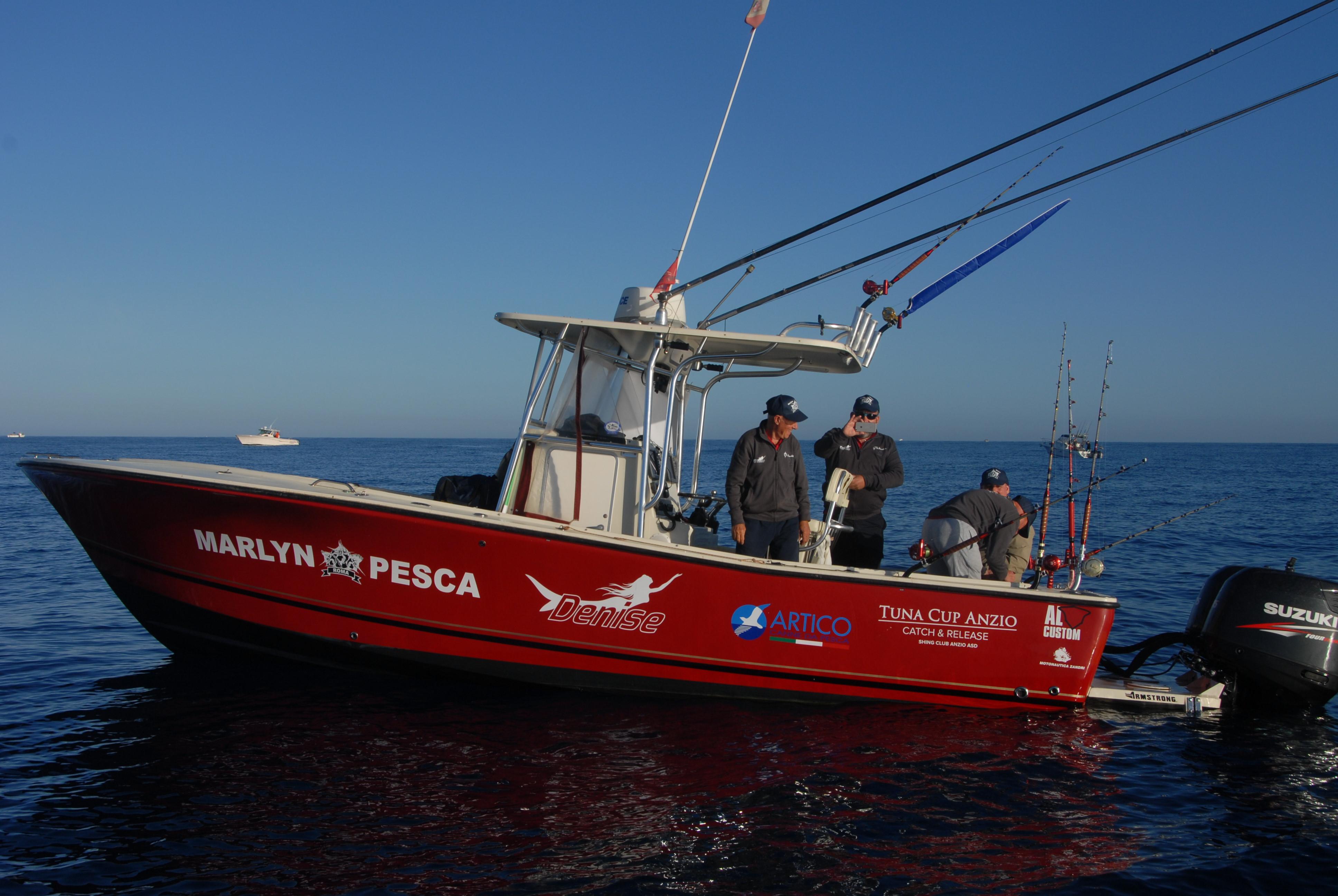 marlin pesca